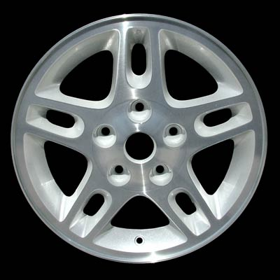 Jeep Grand Cherokee 1999-2000 16x7 Chrome Factory Replacement Wheel