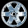 2007 Jeep Liberty  17x7.5 CLadded Factory Replacement Wheels