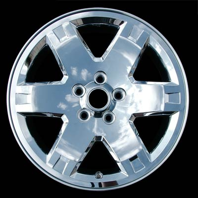 Jeep Liberty 2005-2007 17x7.5 CLadded Factory Replacement Wheels