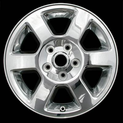 Jeep Commander 2006-2008 17x7.5 Chrome Factory Replacement Wheels
