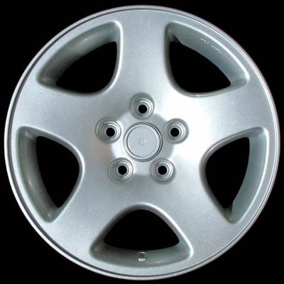 Audi A4 1996-2004 16x7 D-Silver Factory Replacement Wheels