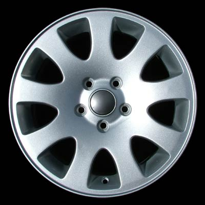 Audi A6 1998-2004 16x7 Silver Factory Replacement Wheels