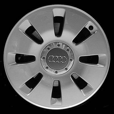 Audi A6 2000-2004 17x8 Silver Factory Replacement Wheels