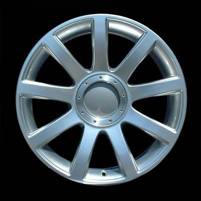Audi TT 2002-2006 18x8 Silver Factory Replacement Wheels