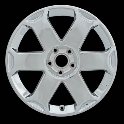 Audi S4 2004-2005 18x8 Silver Factory Replacement Wheels