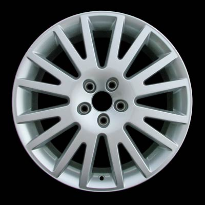 Audi A6 2005-2006 17x7.5 Silver Factory Replacement Wheels