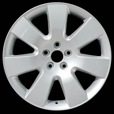 Audi A6 2005-2006 18x8 Silver Factory Replacement Wheels