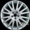 2008 Audi A3  17x7.5 Silver Factory Replacement Wheels
