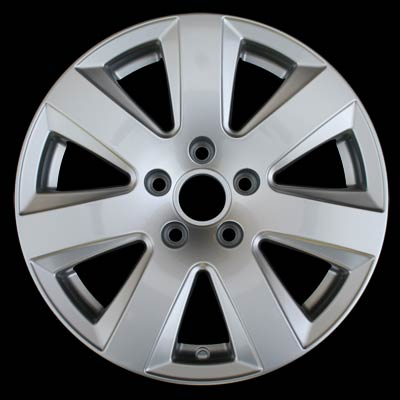 Audi A4 2007-2008 16x7.5 Silver Factory Replacement Wheels