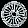 1998 Bmw 5 Series  16x7 D-Silver Factory Replacement Wheels