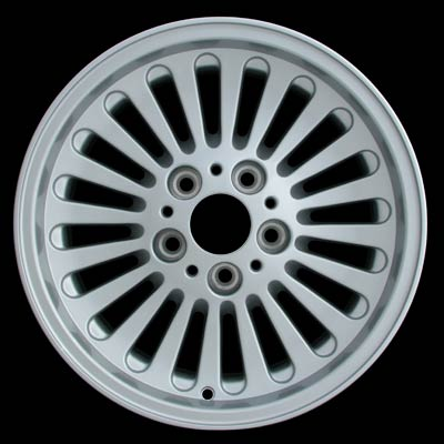 Bmw 5 Series 1997-2003 16x7 D-Silver Factory Replacement Wheels