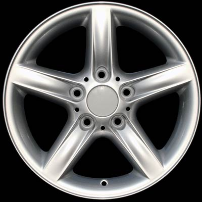 Bmw 3 Series 1999-2006 16x7 Silver Factory Replacement Wheels