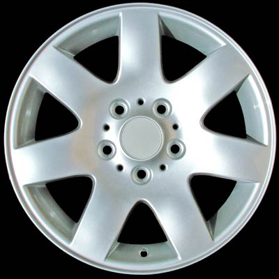 Bmw 3 Series 1998-2006 16x7 Silver Factory Replacement Wheels