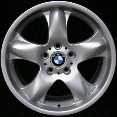 Bmw X5 2000-2006 18x8.5 Silver Factory Replacement Wheels