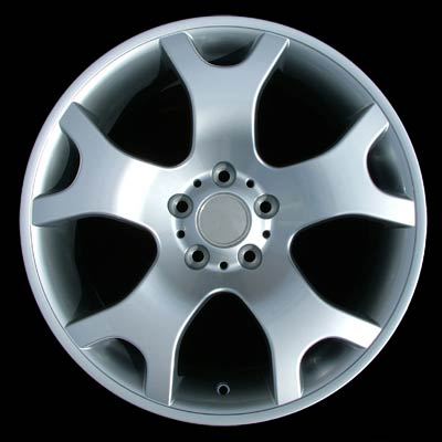 Bmw X5 2001-2006 19x9 Silver Factory Replacement Wheels