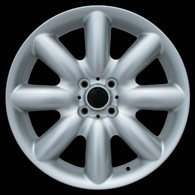 Mini Cooper 2002-2009 17x7 Silver Factory Replacement Wheels