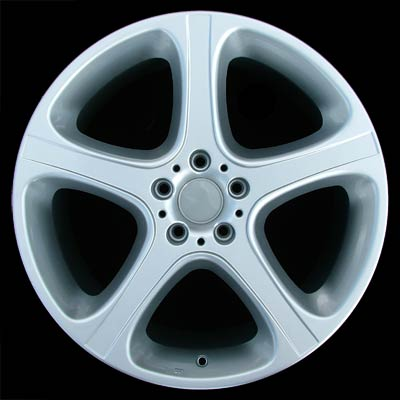Bmw X5 2001-2006 20x10.5 Bright Silver Factory Replacement Wheels