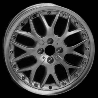 Mini Cooper 2003-2008 17x7 Charcoal Grey Factory Replacement Wheels