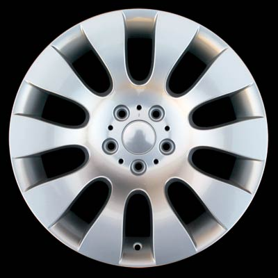 Bmw 7 Series 2002-2008 18x8 Silver Factory Replacement Wheels