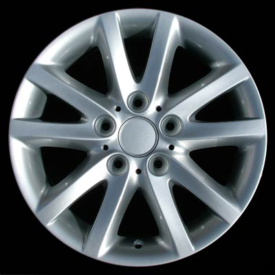 Bmw 3 Series 2001-2004 16x7 Silver Factory Replacement Wheels