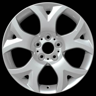 Bmw X3 2004-2008 18x9 Silver Factory Replacement Wheels