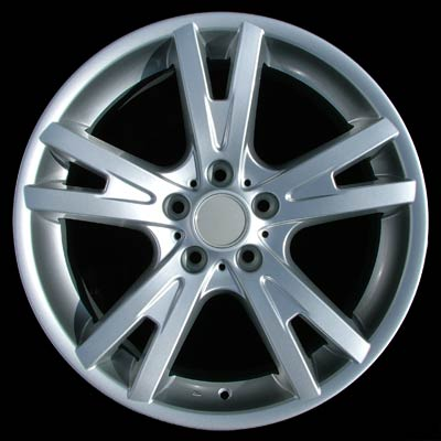 Bmw X3 2004-2009 19x9 Silver Factory Replacement Wheels