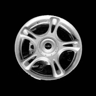 Mini Cooper 2004-2008 18x7 Silver Factory Replacement Wheels