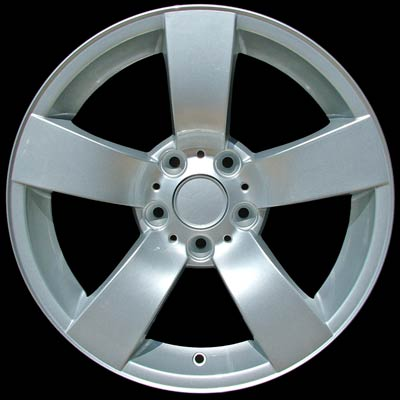 Bmw 5 Series 2004-2006 17x8 Silver Factory Replacement Wheels