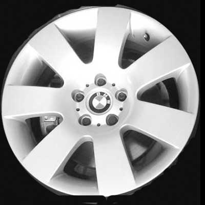 Bmw 5 Series 2004-2008 18x8 Silver Factory Replacement Wheels