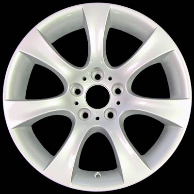 Bmw 5 Series 2004-2007 18x9 Silver Factory Replacement Wheels