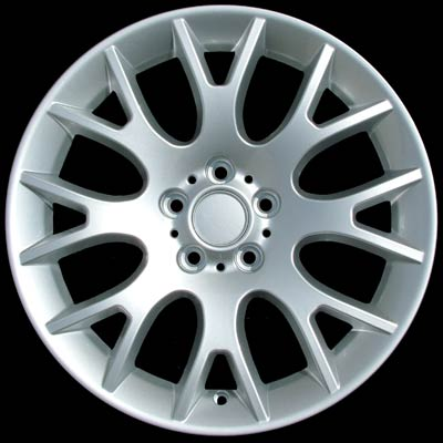 Bmw X3 2004-2008 19x8.5 Silver Factory Replacement Wheels