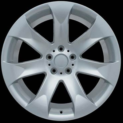 Bmw X5 2004-2006 20x9.5 Silver Factory Replacement Wheels