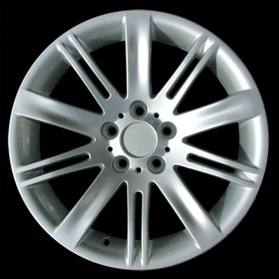 Bmw 6 Series 2004-2009 18x9 Silver Factory Replacement Wheel