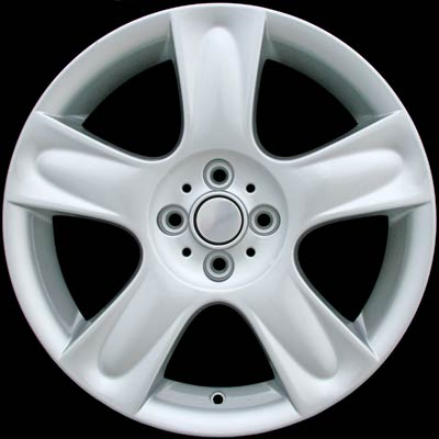 Mini Cooper 2004-2008 17x7 Silver Factory Replacement Wheels