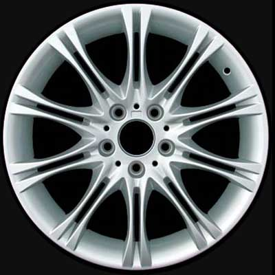 Bmw 5 Series 2004-2007 18x8 Silver Factory Replacement Wheels