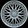 2004 Bmw 5 Series  19x8 Silver Factory Replacement Wheels
