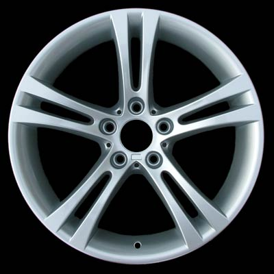 Bmw 6 Series 2004-2006 19x8 Silver Factory Replacement Wheel