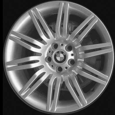 Bmw 5 Series 2004-2006 19x8.5 Silver Factory Replacement Wheels