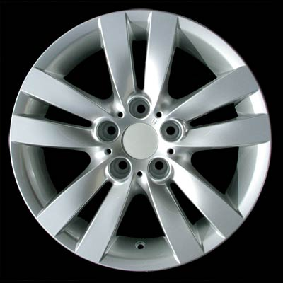Bmw 3 Series 2006-2008 17x8 Silver Factory Replacement Wheels