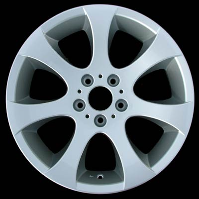 Bmw 3 Series 2006-2008 18x8 Silver Factory Replacement Wheels