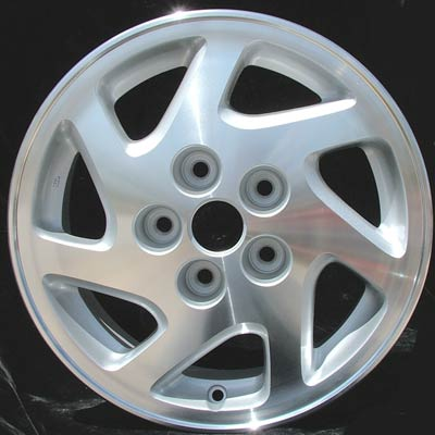 Nissan Maxima 1995-1999 15x6.5 Machined Factory Replacement Wheel