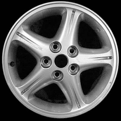 Nissan Maxima 1997-1999 16x6.5 Silver Factory Replacement Wheels