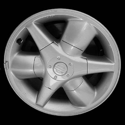Nissan Pathfinder 1999-2002 16x7 Silver Factory Replacement Wheels