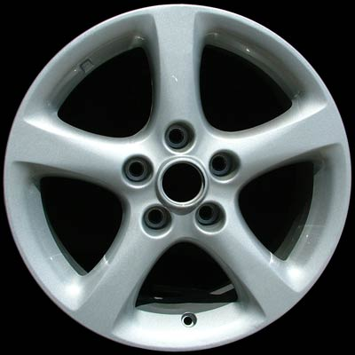 Nissan Maxima 2000-2003 16x6.5 Silver Factory Replacement Wheels