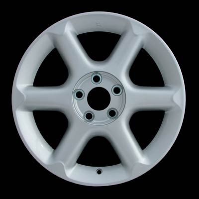 Nissan Maxima 2000-2001 17x7 Silver Factory Replacement Wheels