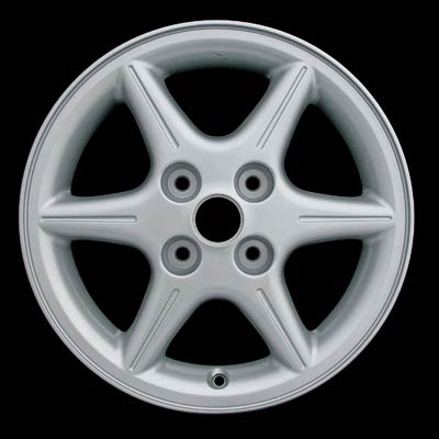 Nissan Altima 2000-2001 16x6 Silver Factory Replacement Wheels