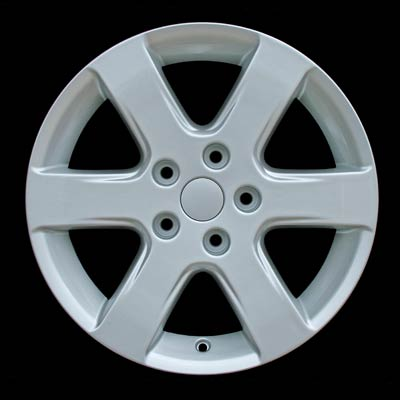 Nissan Altima 2002-2004 16x6.5 Bright Silver Factory Replacement Wheels