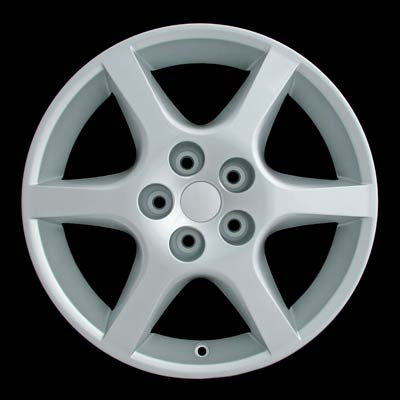 Nissan Altima 2002-2004 17x7 Bright Silver Factory Replacement Wheels