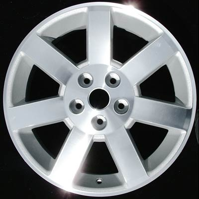 Nissan Maxima 2002-2003 17x7 Bright Silver Factory Replacement Wheels
