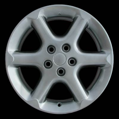 Nissan Maxima 2002-2003 17x7 Hyper Silver Factory Replacement Wheels